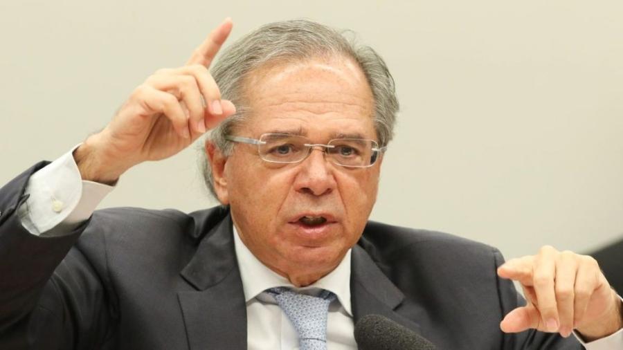 Governo apresentará meta de déficit para 2021, diz Guedes -