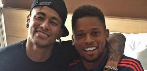 Atacante do Grêmio revelou admiração de Neymar por Renato Gaúcho - Reprodução/Instagram