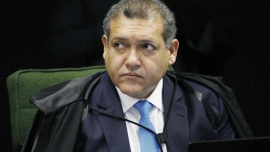 O ministro do STF Kassio Nunes Marques                 - FELLIPE SAMPAIO/STF