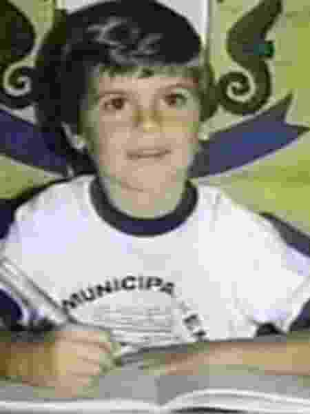 O menino Evandro, que foi assassinado - Reprodução - Reprodução