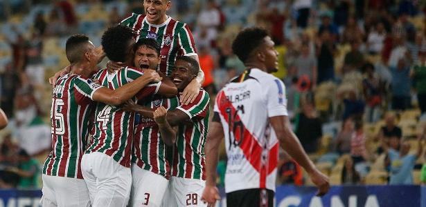 Fluminense conseguiu passar pelo Nacional de Potosí