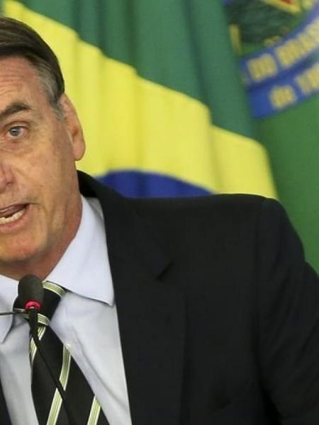 Presidente Jair Bolsonaro (PSL) (Reprodução/EBC)