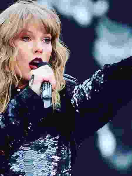 Taylor Swift  - Reprodução/Instagram