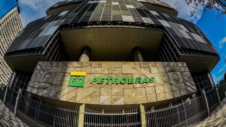 Predio da Petrobras no centro do Rio de Janeiro - Adriano Ishibashi/Framephoto/Estadão Conteúdo