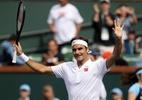 Programação Miami: Federer, Stan e Osaka neste sábado - (Sem crédito)