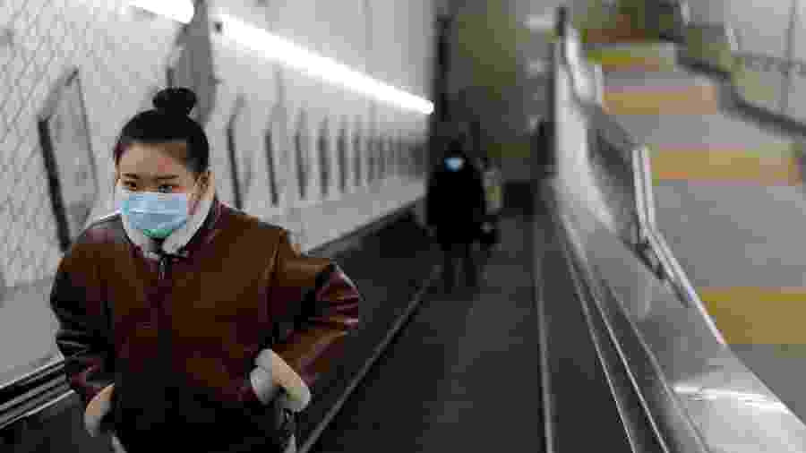 Avanço do coronavírus pelo mundo aumenta preconceito contra asiáticos - Carlos Garcia Rawlins/Reuters