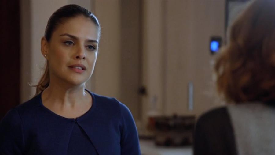 Isabela (Paloma Bernardi) em Apocalipse (Foto: Reprodução/Record TV) - Reprodução / Internet
