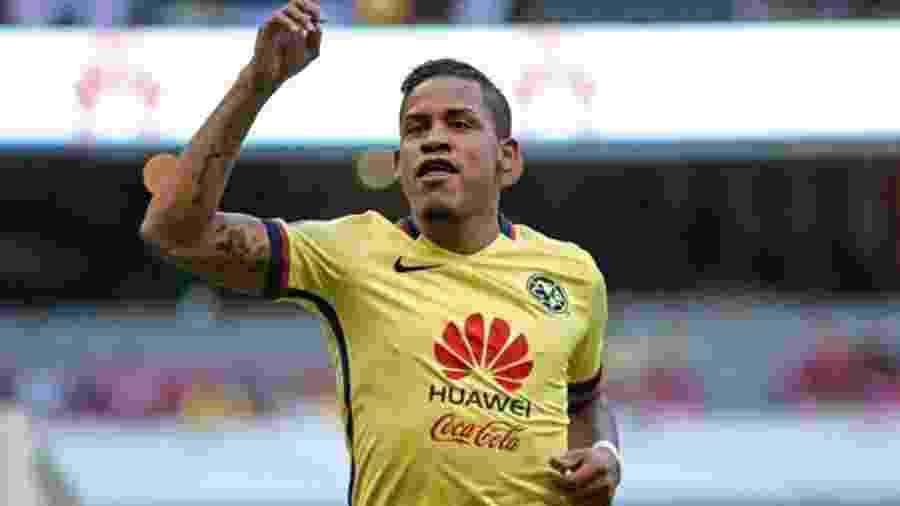 Michael Arroyo tem 30 anos e tem passagem pela seleção equatoriana - Divulgação