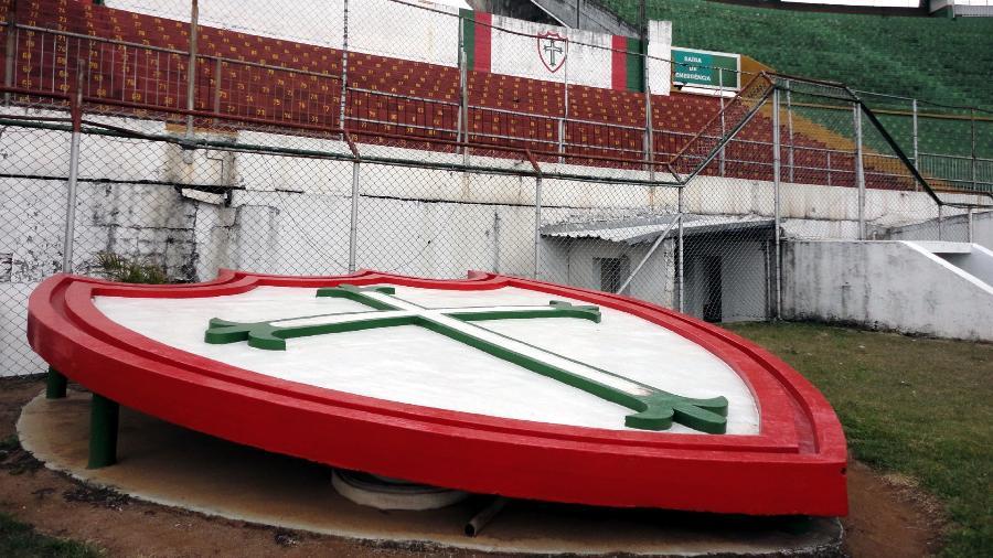 Canindé, estádio da Portuguesa -