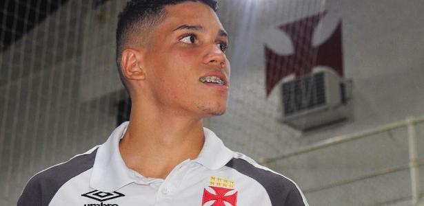 Paulinho irá em definitivo para o Leverkusen mês que vem, quando completa 18 anos