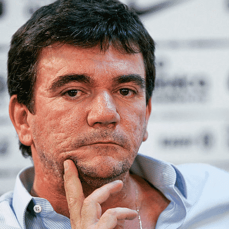 Andres Sanchez, presidente do Corinthians - GettyImages