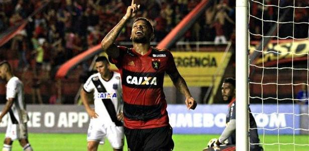 André já marcou 15 gols pelo Sport na Série A e 26 na temporada