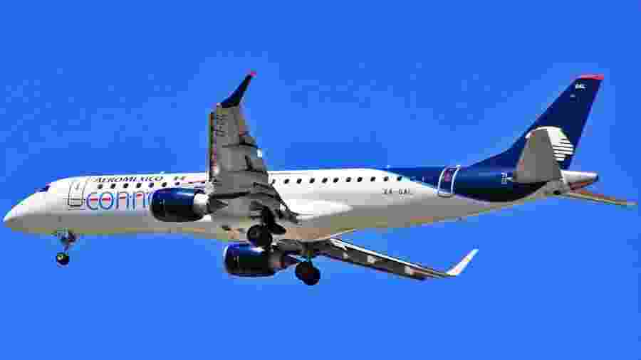 E190 da Aeromexico
