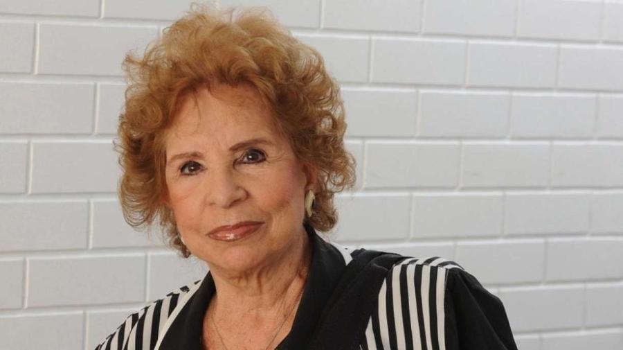 Daisy Lúcidi tem 90 anos - Reproduçao
