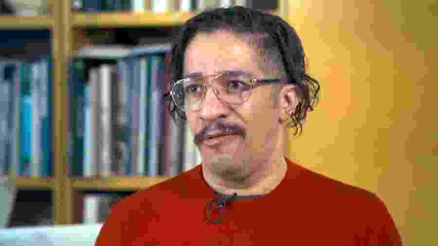 """O ex-deputado federal Jean Wyllys no """"Conversa Com Bial"""" - Foto: Reprodução/TV Globo"""