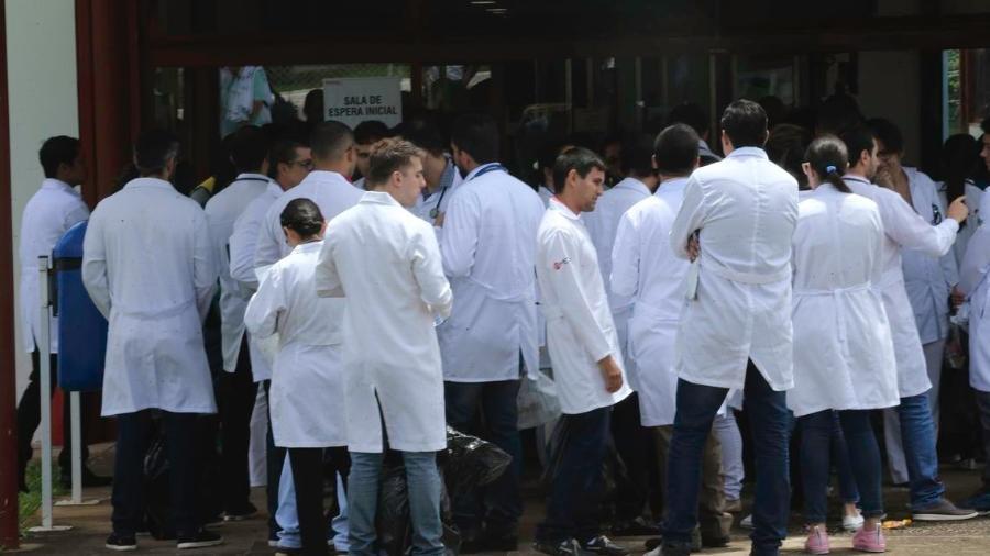 Ampliação das vagas valerá por um ano e visa atender a capital Rio Branco no combate ao coronavírus - Fabio Rodrigues Pozzebom/ Agência Brasil