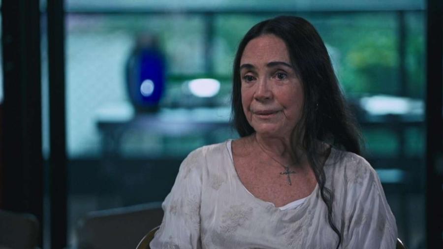 """Regina Duarte era a protagonista de """"Vale Tudo"""" - TV GLOBO/REPRODUçãO"""