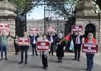 Manifestações ao redor do mundo pedem fim dos ataques de Israel contra Gaza