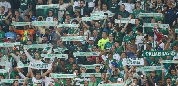 Torcida promete lotar jogo entre Palmeiras e Avaí neste sábado