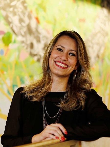 A engenheira Tatiana Pimenta - Divulgação