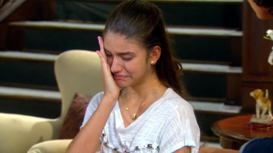 Mili (Giovanna Grigio) em Chiquititas (Reprodução / SBT) - Reprodução / Internet