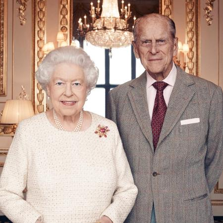 Rainha Elizabeth e Príncipe Philip - Reprodução/Instagram