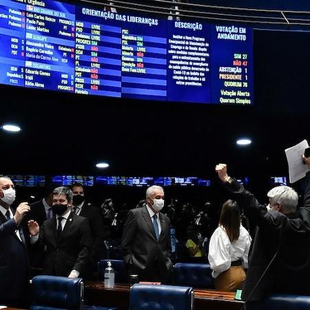 Senado rejeita proposta do Governo Federal de Reforma Trabalhista - Flickr/Senado Federal