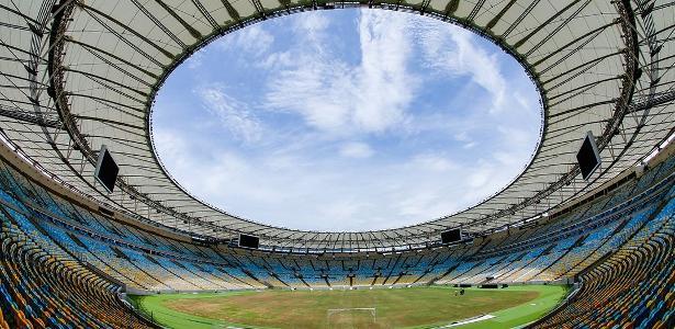 Maracanã será palco do clássico entre Fluminense e Flamengo