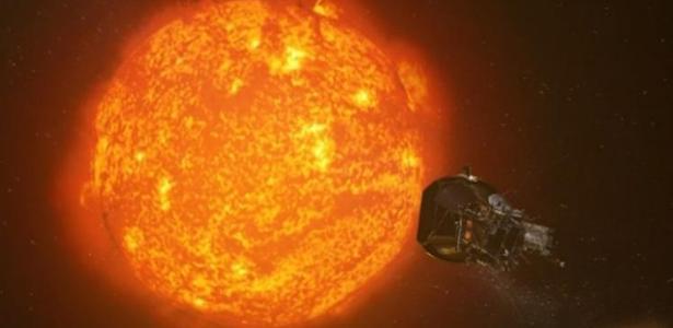 Sonda Parker será lançada com o objetivo de 'tocar o Sol'