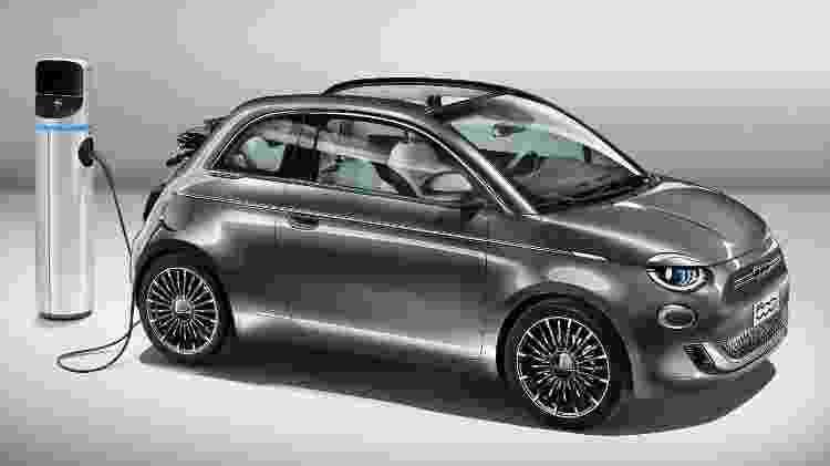 Fiat 500 elétrico - Fiat - Fiat