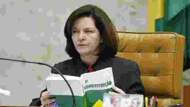Para Raquel Dodge, medida pode atrapalhar investigações de lavagem de dinheiro. Foto: STF - Divulgação/STF - Divulgação/STF