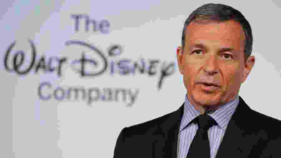 Robert Allen Iger, presidente da The Walt Disney Company -