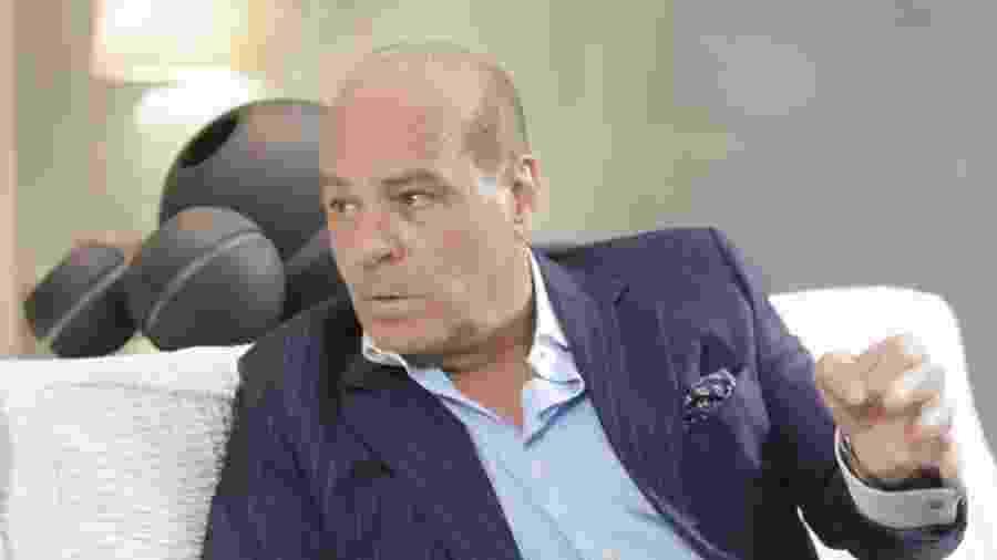 Marcelo de Carvalho, vice da RedeTV!, está furioso com vazamento de áudio interno na emissora - Reprodução/Youtube