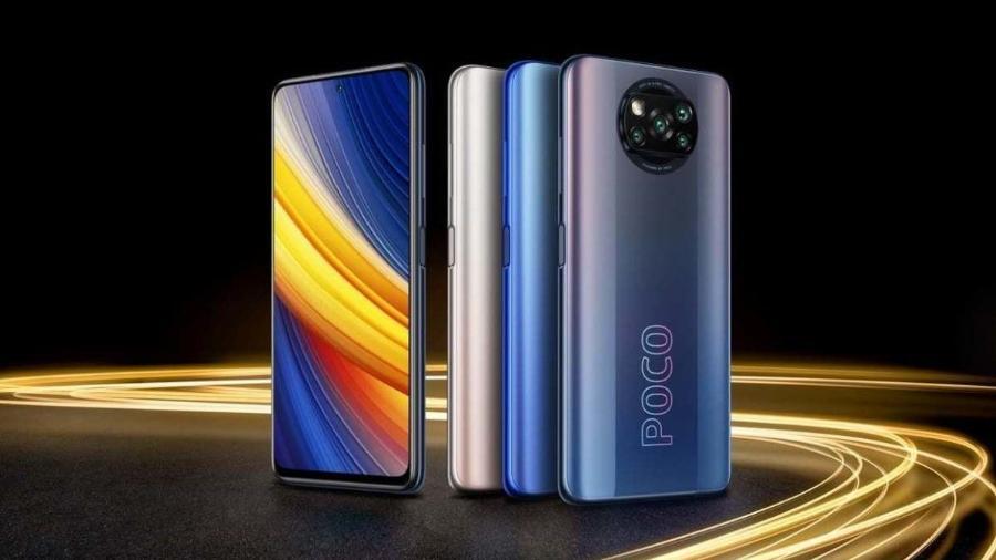 Xiaomi anuncia os intermediários Poco X3 Pro e Poco F3 - Divulgação