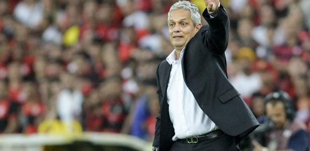 Técnico Reinaldo Rueda oficializou sua saída do Flamengo