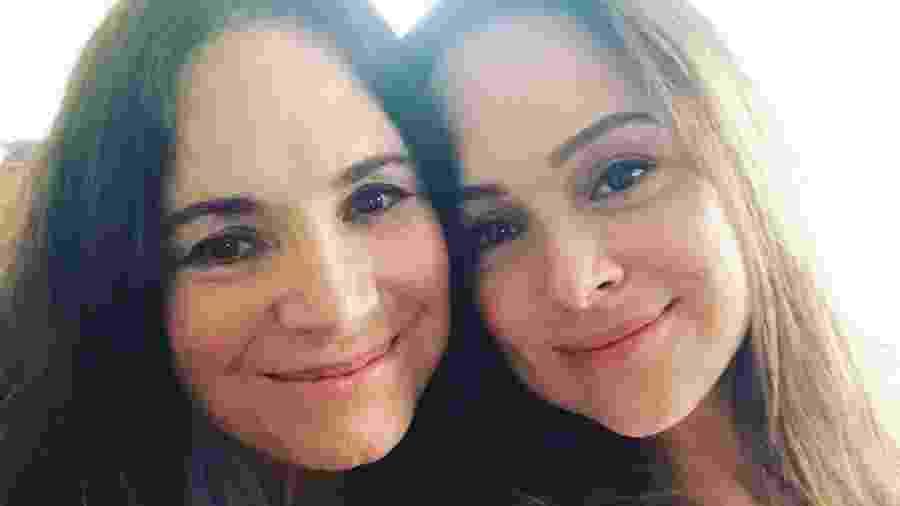 Regina Duarte com a filha Gabriela Duarte  - Reprodução/Instagram