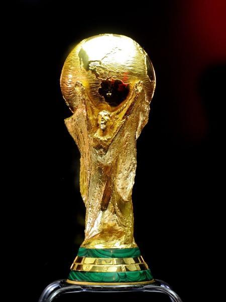 Taça da Copa do Mundo (Betina Humeres/ BD) - Reprodução / Internet