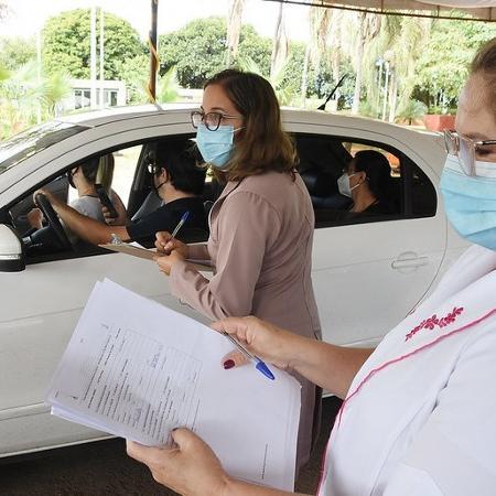 Com vacinação em massa, Serrana (SP) registra aglomerações e Butantan faz alerta - Reprodução/Flickr Ministério da Saúde