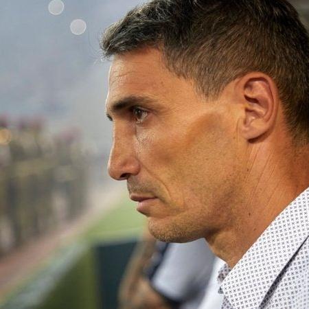 Juan Pablo Vojvoda é o novo treinador do Fortaleza - GettyImages
