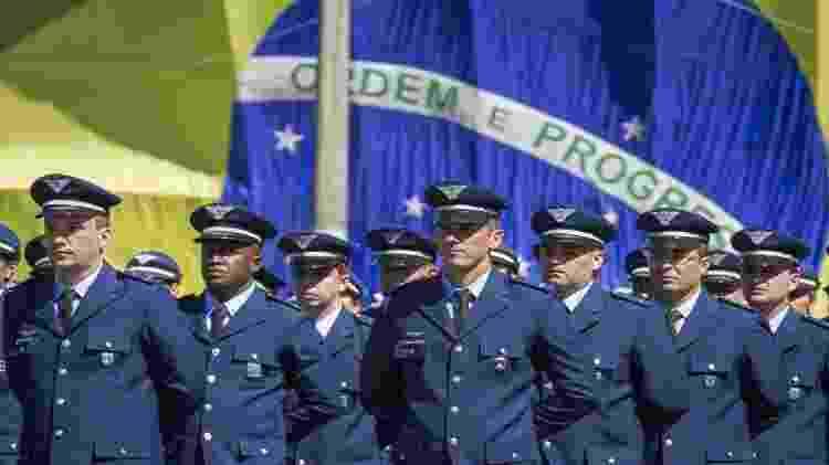 militares - Divulgação - Divulgação