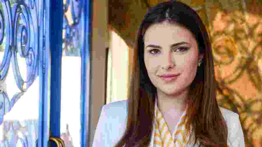 Luísa (Thaís Melchior) em As Aventuras de Poliana - Luísa (Thaís Melchior) em As Aventuras de Poliana
