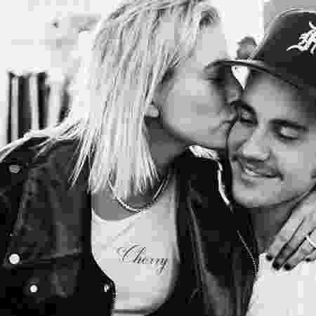 Hailey e Justin Bieber - Justin Bieber e Hailey Baldwin (FOTO: Reprodução/Instagram)