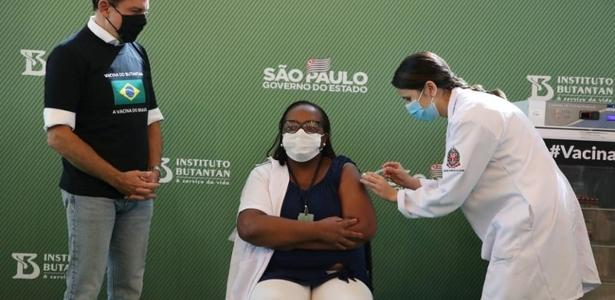 Diogo Schelp | Brasil supera Índia em proporção de cidadãos vacinados