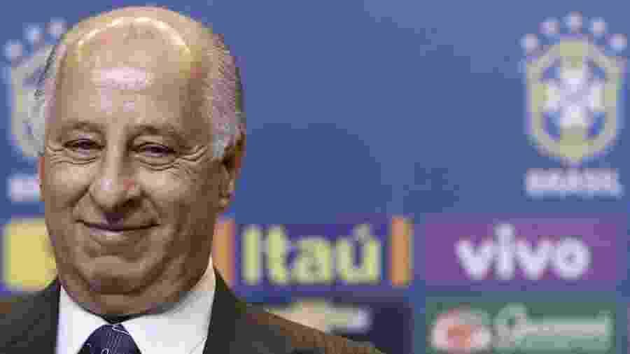 Investigados acusaram Del Nero de ter recebido US$ 6,5 milhões (R$ 21 mi) em propina - Alan Lima/MoWA Press
