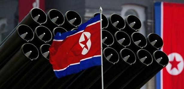 Coreia do Norte investe pesado em programa nuclear e de mísseis como 'apólice de seguro' para o regime