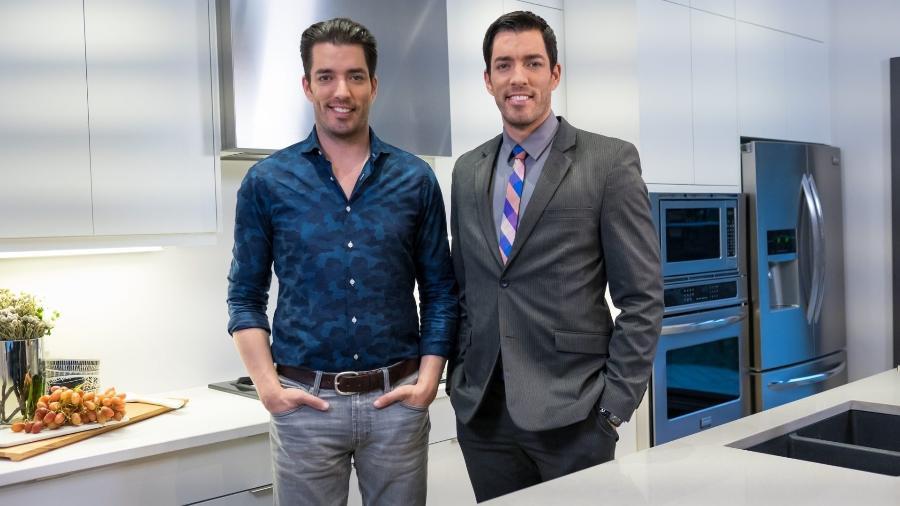 Jonathan e Drew, os Irmãos à Obra, estarão em dois eventos em São Paulo nesta terça (20) - Divulgação/Home&Health