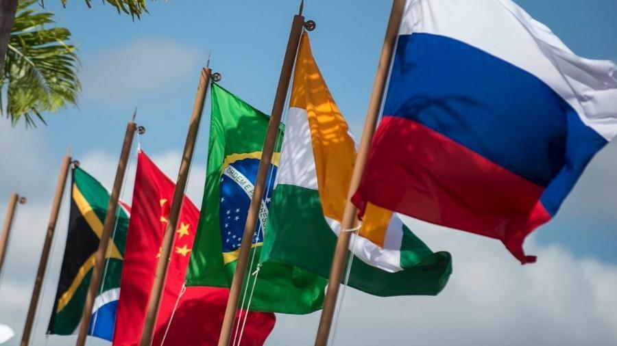 Brasil adere à declaração de financiamento responsável dos BRICS - VI Cúpula do Brics é realizada com segurança máxima em Fortaleza (CE)( Marcelo Camargo/Agência Brasil)