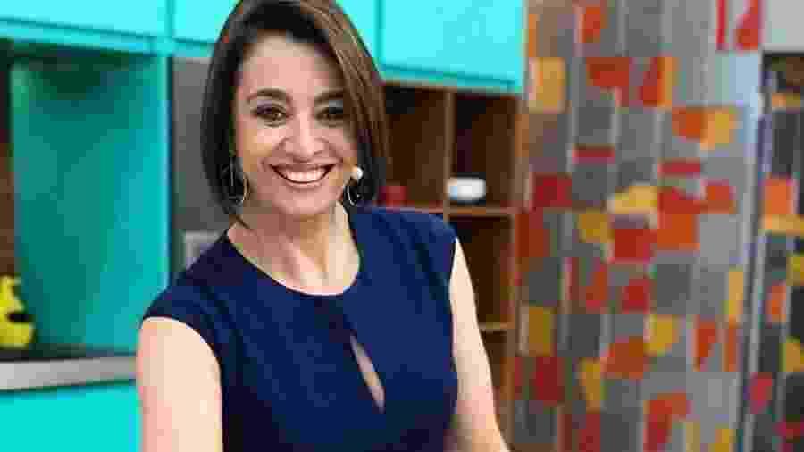 Além da TV, Cátia Fonseca agora está também no canal pago Terra Viva e na rádio Band - Divulgação