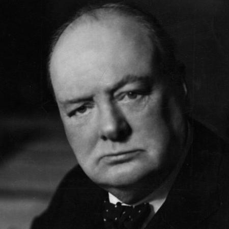 O ex-premiê britânico Winston Churchill: ninguém merece - Getty Images