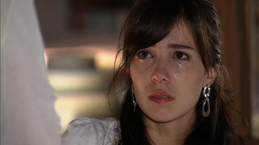 Manu (Marjorie Estiano) em A Vida da Gente (Reprodução/TV Globo). - Reprodução / Internet